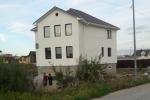 построенный частный дом - коттедж в Комарова в Тюмени