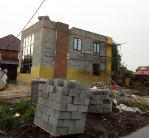 строительство частного дома тюмень из блоков