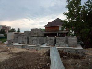строительство частного дома тюмень улица Южная