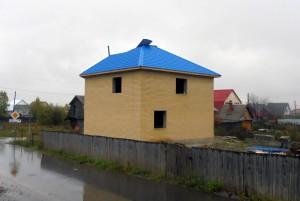 Варианты материалов стен для частного дома / коттеджа