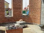 Строительство коттеджа в Комарово в Тюмени с эркером