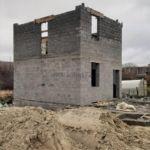 Постройка частного дома в селе Луговое Тюмень