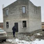 Постройка небольшого частного дома, село Луговое