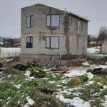 Постройка небольшого частного дома в селе Луговое