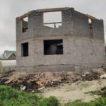 Постройка небольшого частного дома в с. Луговое